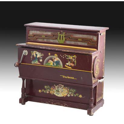 Organ Reig, Verbena model, 40s.