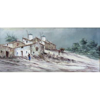 Pintura del siglo XX. Escuela Europea, siglo XX.