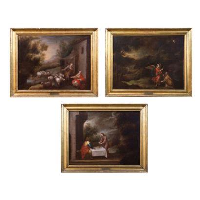 Old Masters. FRANCISCO ANTOLÍNEZ Y SARABIA (Seville, h. 1645 - Madrid, 1700).