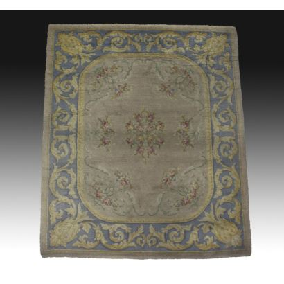 Carpets and Tapestries. Spanish carpet