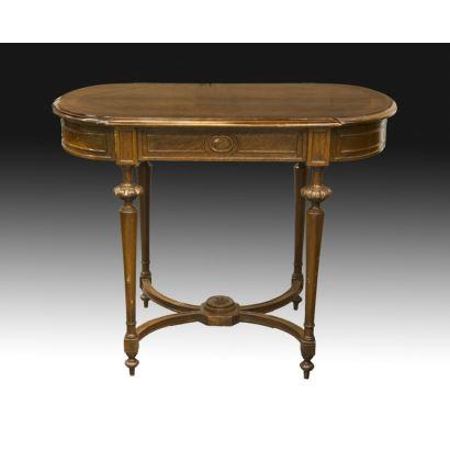 Coffee table, ppios. S. XX.