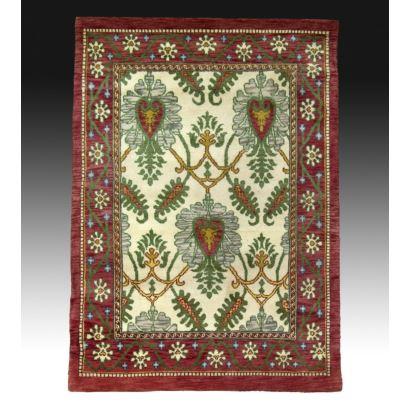 Persian type carpet, S. XX.