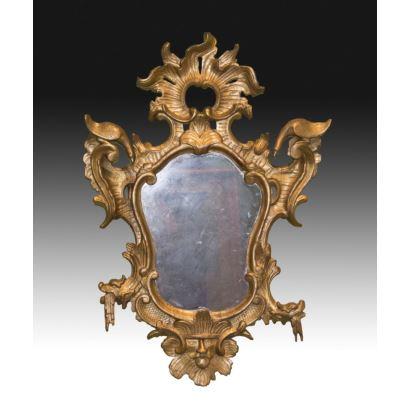 Rococo Cornucopia, s. XVIII.