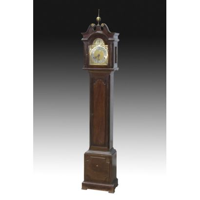 English tall case watch, pps. XX.