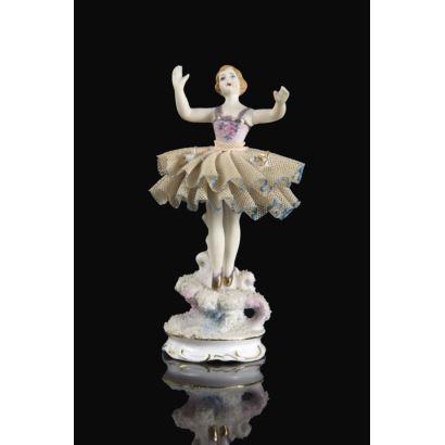 German porcelain figurine, pps. XX.
