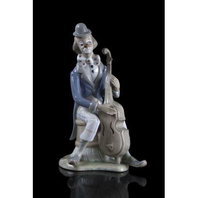 Porcelain. Tengra porcelain sculpture, 80s.
