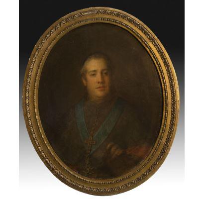 Pintura de Alta Época. FRANCISCO JAVIER RAMOS Y ALBERTOS (Madrid, 1746 – 1817).