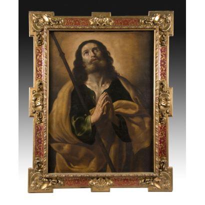 Pintura de Alta Época. Siguiendo modelos de Guido Reni.