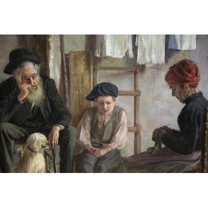 Luis Graner and Arrufi (Barcelona, \u200b\u200b1863 - 1929)