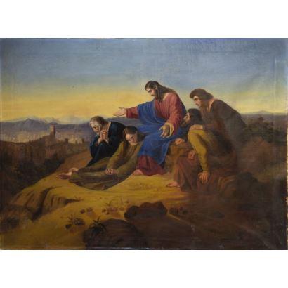 Pintura del siglo XIX. Escuela Española, FFS. XIX.