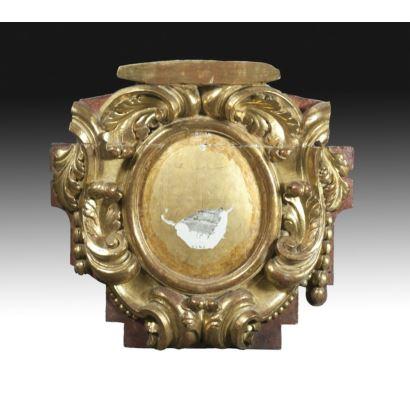 Medallion, S. XVIII.