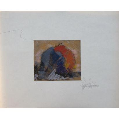 Pintura del siglo XX. RAMÓN POLIT ALABAU (Valencia, 1940)