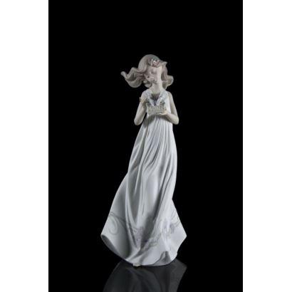 Figura en porcelana Lladró.