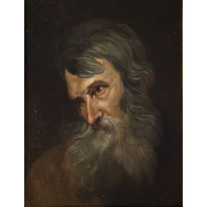 Following models by José de Ribera (Valencia, 1591 - Naples, 1652)