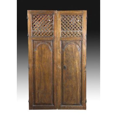 Puertas de alacena antiguas