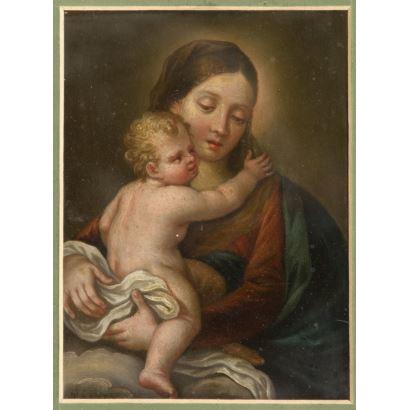 Pintura de Alta Época. VICENTE LÓPEZ PORTAÑA (Valencia, 1772 – Madrid, 1850)