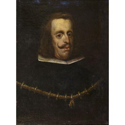Círculo de Diego Velázquez (Sevilla, 1599-Madrid, 1660)