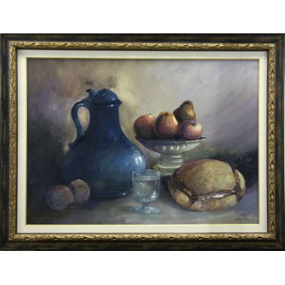 Pintura del siglo XX. JUAN VIÑAS (XX)