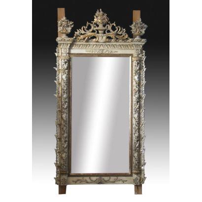 Great mirror S. XIX