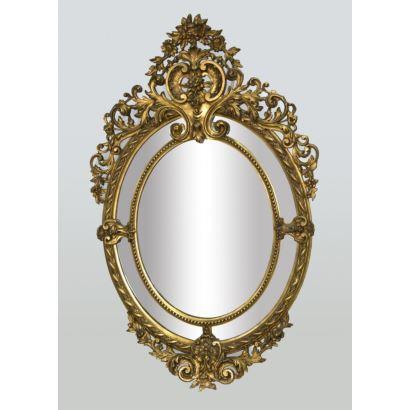 Elizabethan mirror, S. XIX.