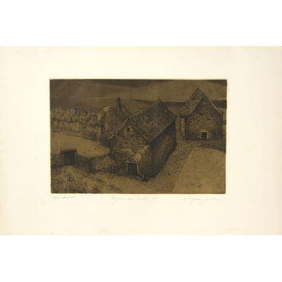 Obra Gráfica. Teresa Grasa Jordán (Zaragoza, 1945).