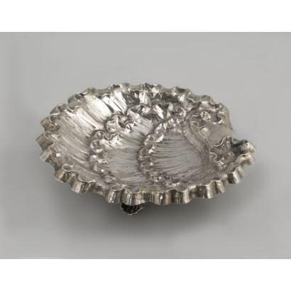 Venera de plata. España,  S. XX.