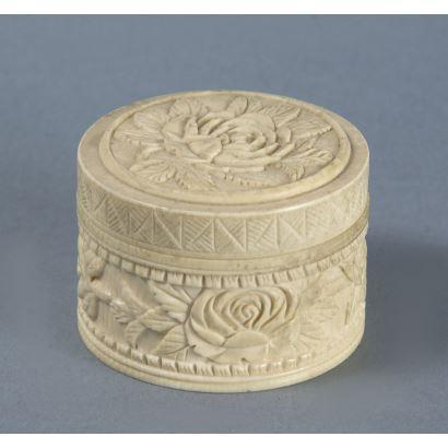 Collection box, ppios. S. XX.