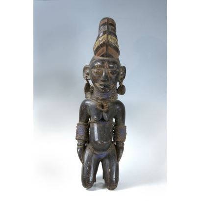 African sculpture, 19th century