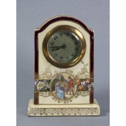 Reloj despertador, ppios. S. XX.