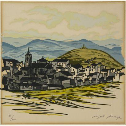 Obra Gráfica. Miquel Plana i Corcó (Olot, 1943-2012)