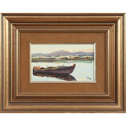 Pintura del siglo XX. CHECA GALINDO, José Luis (Valencia, 1950).