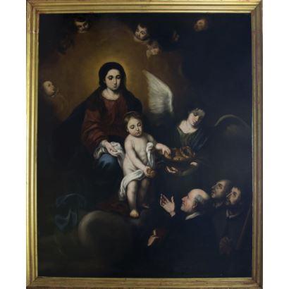 JUAN MARTÍNEZ DE GRADILLA (Córdoba, 1635 - c. 1692)