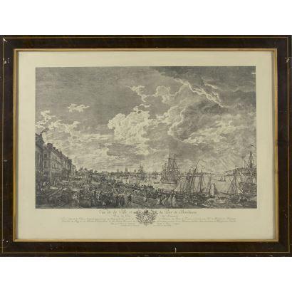 Obra Gráfica. Según Charles-Nicolas Cochin (1715–1790).