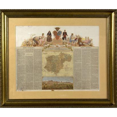 Obra Gráfica. Francisco Boronat y Satorre, S. XIX.