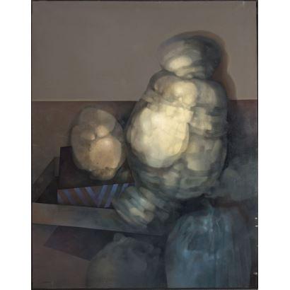 Pintura del siglo XX. EDUARDO LABORDA GIL (Zaragoza, 1952).