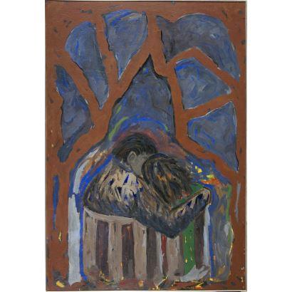 Pintura del siglo XX. SINDRIA SEGURA (Terrassa, 1951).