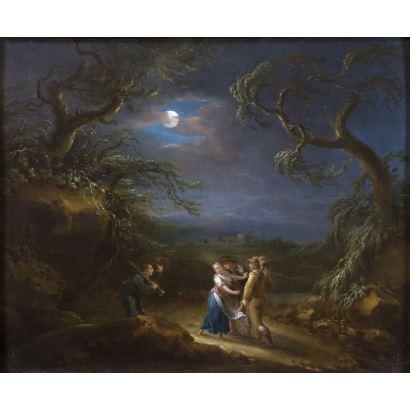 JAMES ARTHUR O´CONNOR (Dublín, 1792– Londres, 1841)
