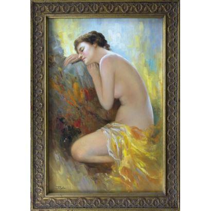 Pintura del siglo XX. ESCUELA ESPAÑOLA, S. XX