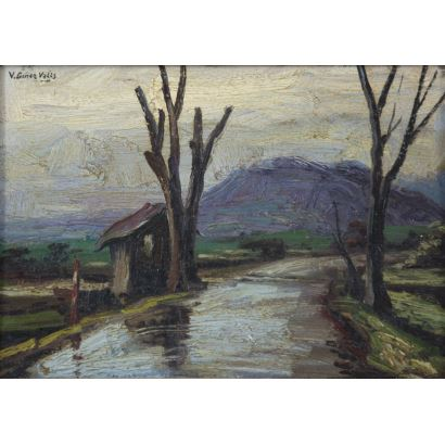 GINER VALLS, Vicente (Castellón de la Plana, 1933)