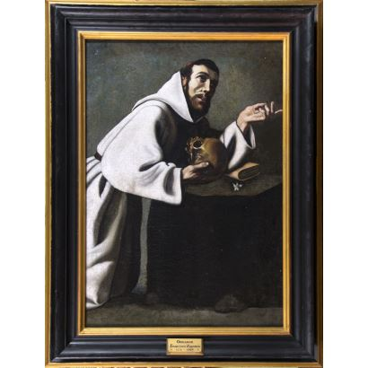 Obrador de Francisco de Zurbarán Fuente de Cantos, Badajoz, 1598 – Madrid,  1664).