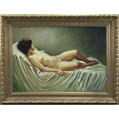 Pintura del siglo XX. ANTONIO FUERTES (Madrid, 1940)
