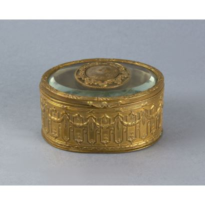 Caja Napoleón III, S. XIX.