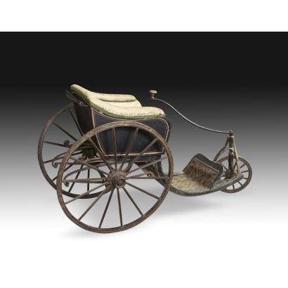 Silla de ruedas tipo