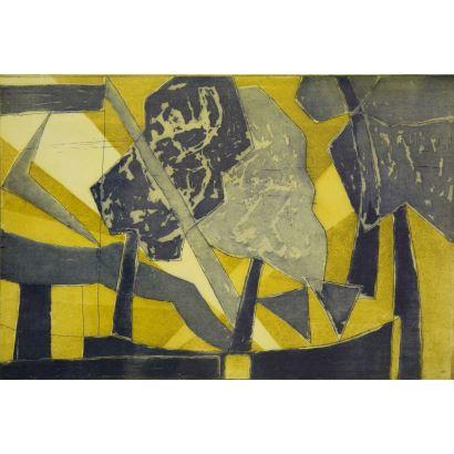 MARGARITA CALVARY (Schweinfurt, Alemania 1922).