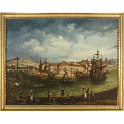 JOSÉ MARTORELL PUIGDOMENECH (Barcelona, finales S. XIX - Cervera, Lleida, mitad s. XX).