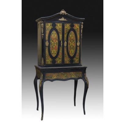 Napoleon III style cabinet, pps. XX.