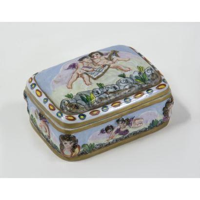 Caja de colección Capodimonte,