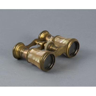 Binoculares, ppios. S. XX.