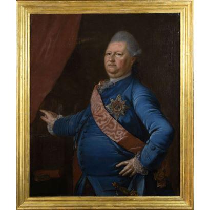 Atribuido a Anton Graff (1736 – 1813).