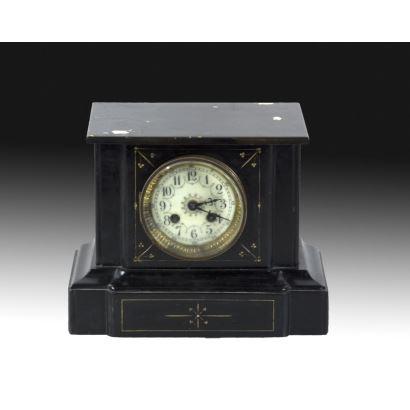 Napoleon III style watch, circa 1900.